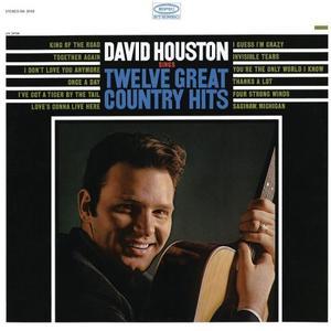 David Houston - Sings Twelve Great Country Hits (1965/2015)