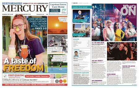 Hertfordshire Mercury – July 22, 2021