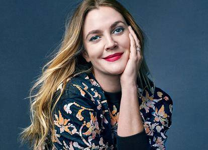 Drew Barrymore by David Slijper for Marie Claire April 2016