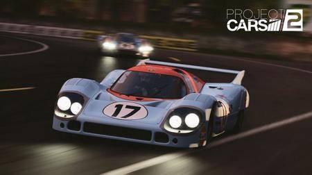 Project CARS 2 - Spirit of Le Mans (2018)