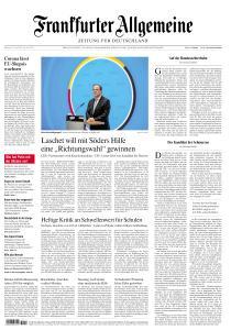 Frankfurter Allgemeine Zeitung - 21 April 2021