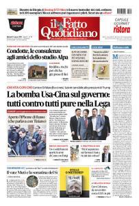 Il Fatto Quotidiano - 12 marzo 2019