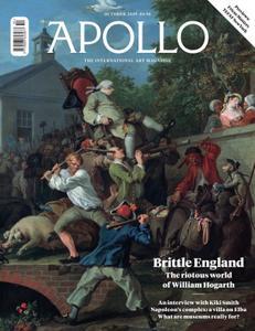 Apollo Magazine – October 2019