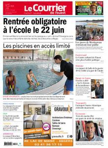 Le Courrier de l'Ouest Cholet – 15 juin 2020
