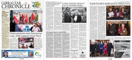 Gibraltar Chronicle – 16 May 2018