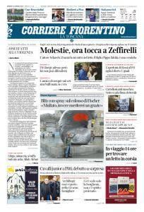 Corriere Fiorentino La Toscana - 12 Gennaio 2018