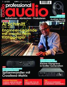 Professional Audio – Juli 2021