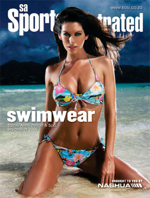 Sports Illustrated's Swimsuit 2005
