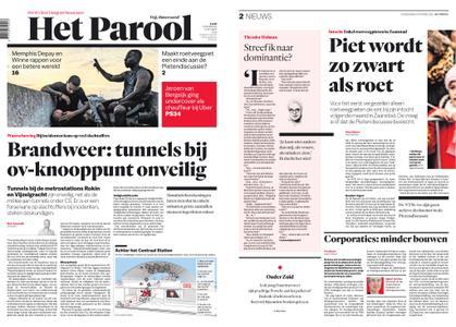 Het Parool – 04 oktober 2018