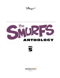 Papercutz-Smurfs Anthology Vol 05 2020 Hybrid Comic eBook