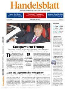 Handelsblatt - 02. Juli 2018