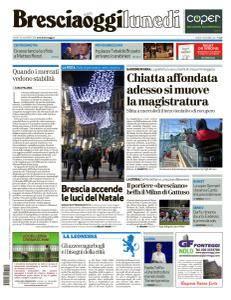 Brescia Oggi - 4 Dicembre 2017