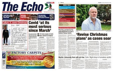 Evening Echo – December 24, 2020