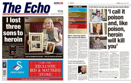 Evening Echo – July 29, 2019