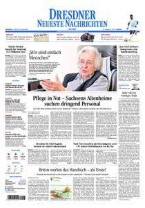 Dresdner Neueste Nachrichten - 31. Januar 2018
