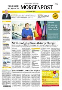 Solinger Morgenpost – 19. März 2020
