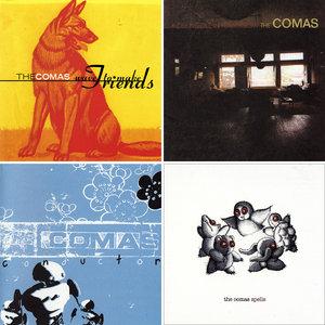 The Comas - Albums Collection 1999-2007 (4CD)