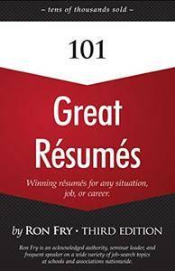 101 Great Resumes (Repost)