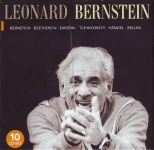 VA - Leonard Bernstein: Composer And Conductor (2010) (10 CDs Box Set)