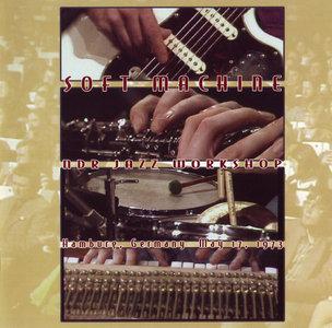 Soft Machine - NDR Jazz Workshop: Hamburg, Germany 1973 (2010) CD+DVD [Re-Up]
