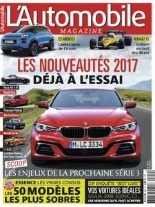L'Automobile Magazine - mars 2017