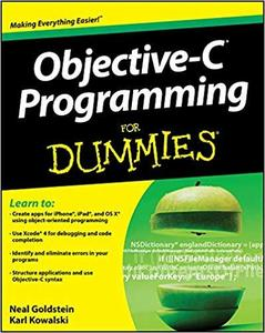 Objective-C Programming For Dummies [Repost]