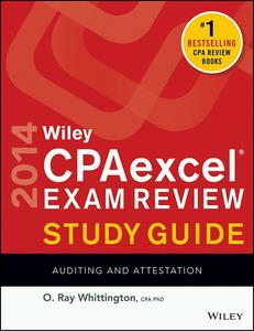 Wiley CPAexcel Exam Review 2014 Study Guide, Auditing and Attestation (Repost)