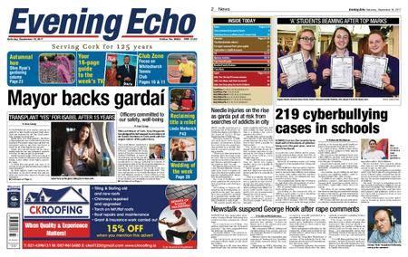 Evening Echo – September 16, 2017