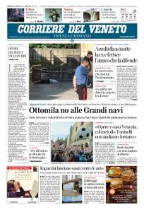 Corriere del Veneto Vicenza e Bassano – 09 giugno 2019
