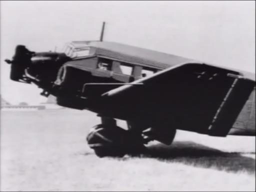 Deutsche Nachschubflugzeuge