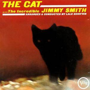 Jimmy Smith - The Cat (1964) (Repost)