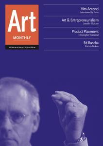 Art Monthly - Dec-Jan 2009-10   No 332