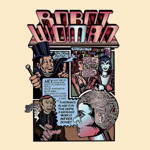 Mother Gong - The Robot Woman Trilogy [4CD Box Set] (2019)