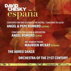 David Chesky - España (2019)
