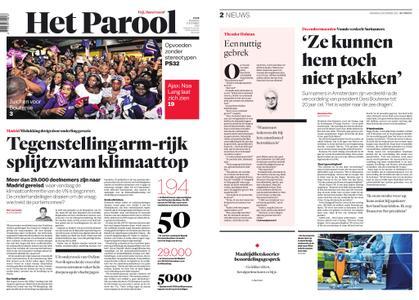 Het Parool – 02 december 2019