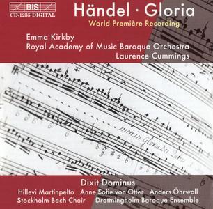 Laurence Cummings, Anders Ohrwall - Handel: Gloria, Dixit Dominus (2001)