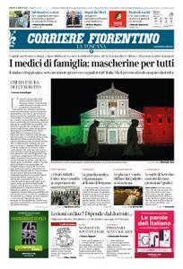 Corriere Fiorentino La Toscana – 21 marzo 2020
