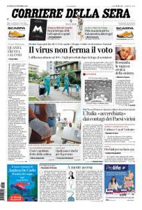 Corriere della Sera – 21 settembre 2020