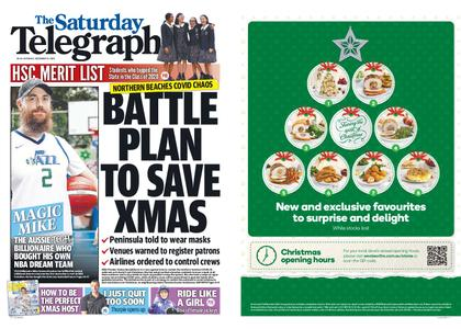 The Daily Telegraph (Sydney) – December 19, 2020