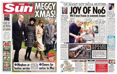 The Sun UK – 26 December 2017