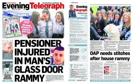 Evening Telegraph First Edition – June 11, 2019