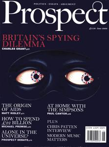 Prospect Magazine - June 2000