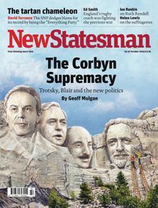 New Statesman - 16 - 22 October 2015
