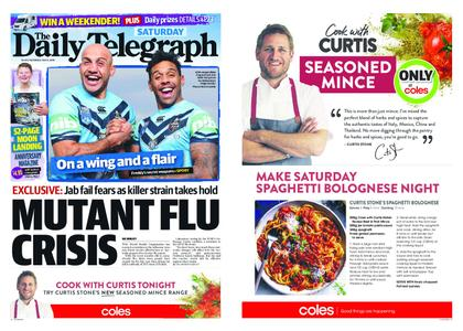 The Daily Telegraph (Sydney) – July 06, 2019