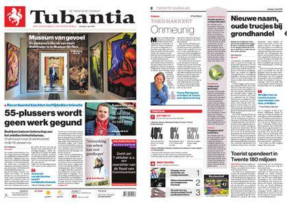 Tubantia - Enschede – 07 april 2018