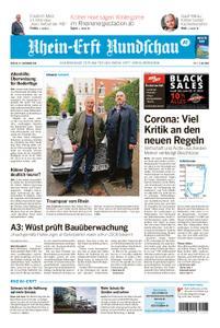 Kölnische Rundschau Rhein-Erftkreis/Bergheim – 27. November 2020