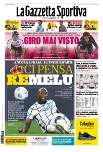 La Gazzetta dello Sport Sicilia – 25 ottobre 2020