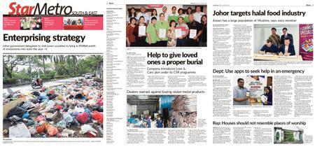 The Star Malaysia - Metro South & East – 11 January 2019