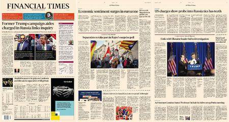 Financial Times Europe – 31 October 2017