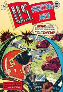 US Fighting Men 12 (c2c) (IW-Super) (1964) (Devil Scans-DMiles